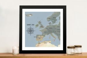 Western Europe – Cyan Aventuras