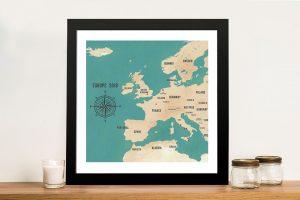 Western Europe – Teal Aventuras